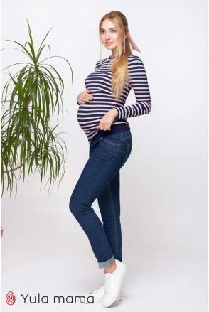 Джисы Loria DM-30.021 темно-синий для беременных