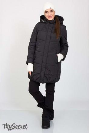 Зимова куртка Jena чорний для вагітних