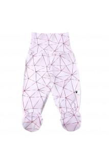 Штанишки для детей Розовая абстракция