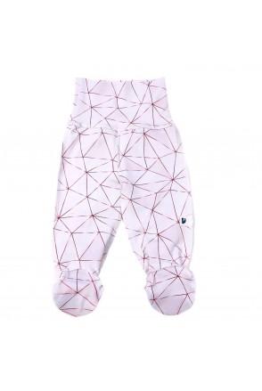 Штанці для дітей Рожева абстракція