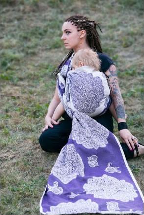 Слінг-шарф Adornos Indios Purple