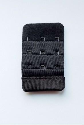 Удлинитель объема бюстгальтера 3х3х5 черный