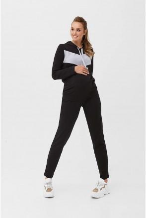 Спортивный костюм 2005(6) 1405 Черный для беременных и кормления