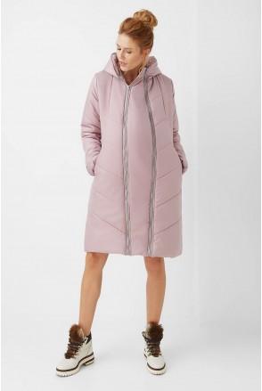 Куртка 1893 0200 2 в 1 пудровий для вагітних