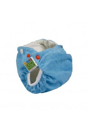 Підгузник трикотажний ЕКОПУПС Active Classic з вкладишем Abso Maxi (Синій)