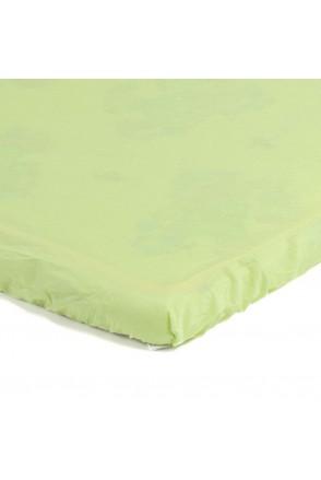 Детский непромокаемый наматрасник Чехол Premium (Зеленый)