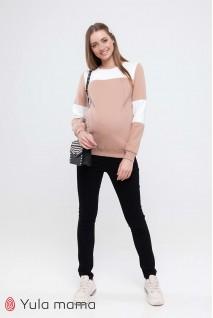 Джинсы Taliana черный для беременных