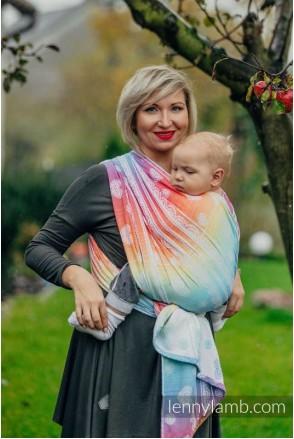 Слинг-шарф LENNYLAMB Rainbow Lace