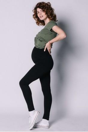 Леггинсы для беременных Черные
