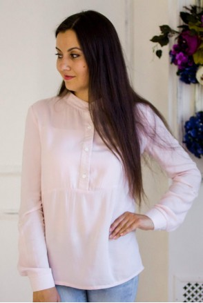 Блуза Toulouse розовый для кормления