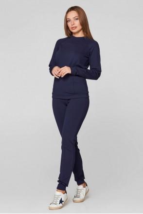 Прогулянковий костюм Manhattan темно-синій для вагітних і годування