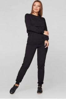 Базовый костюм Detroit черный для беременных и кормления