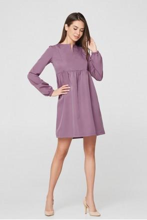 Платье Genoa сиреневый для беременных и кормления