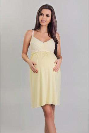 Ночная рубашка 3062 для беременных и кормящих мам