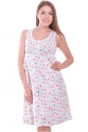 Нічна сорочка HONEY арт. 24140 Funny для вагітних і годуючих