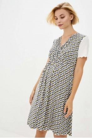 Сорочка домашня (grey) для вагітних і годування