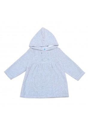 Курточка арт. 208504 сірий/меланж