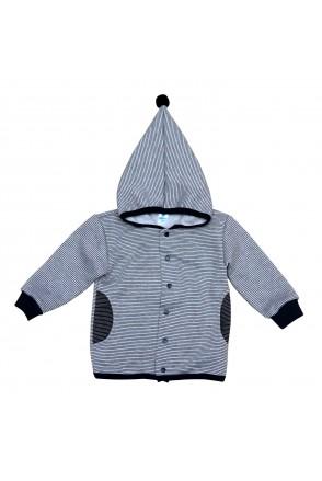 Курточка арт. 2012713 сірий
