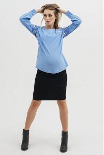 Юбка для беременных 1427656-3 черная