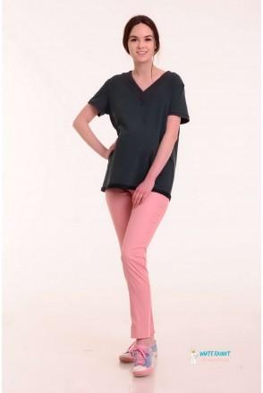 Брюки Joy Pants (темно-рожевий) для вагітних