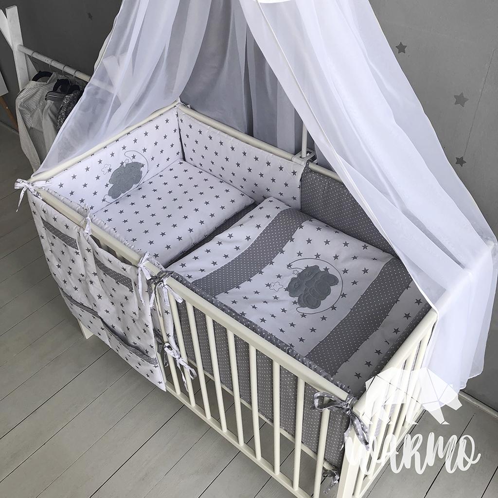Набір в ліжко 8 предметів Warmo
