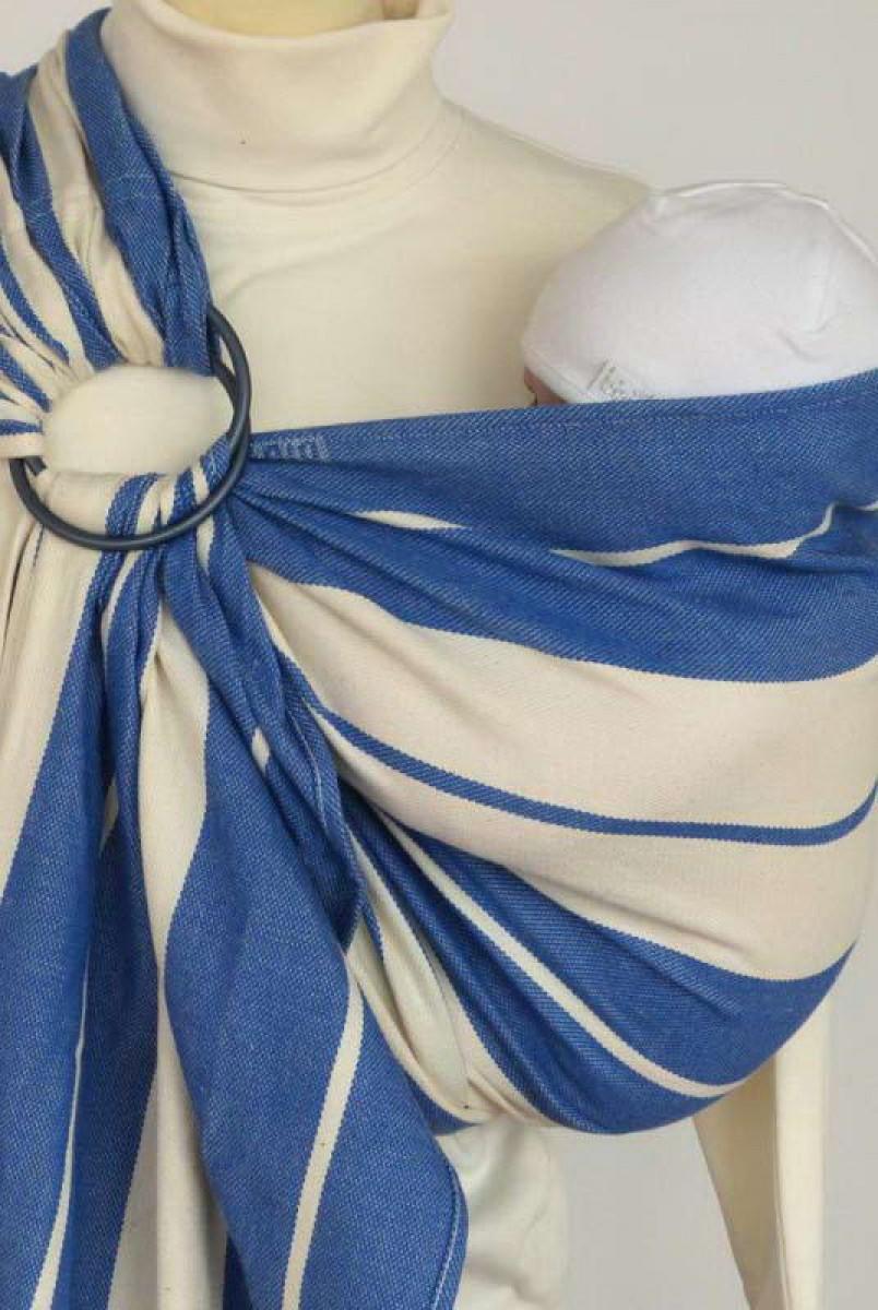 Слинг с кольцами Standard Blau-Natur