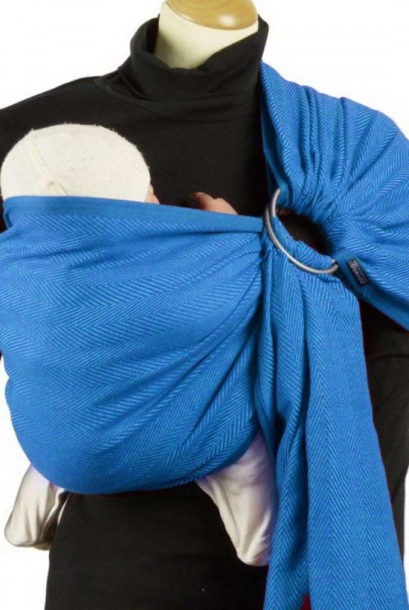 Слинг с кольцами Lisca azzurro