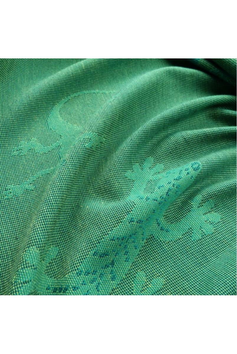 Слинг-шарф Geckos smaragd