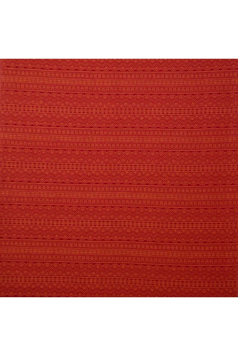 Слинг-шарф Prima rubin-mandarine