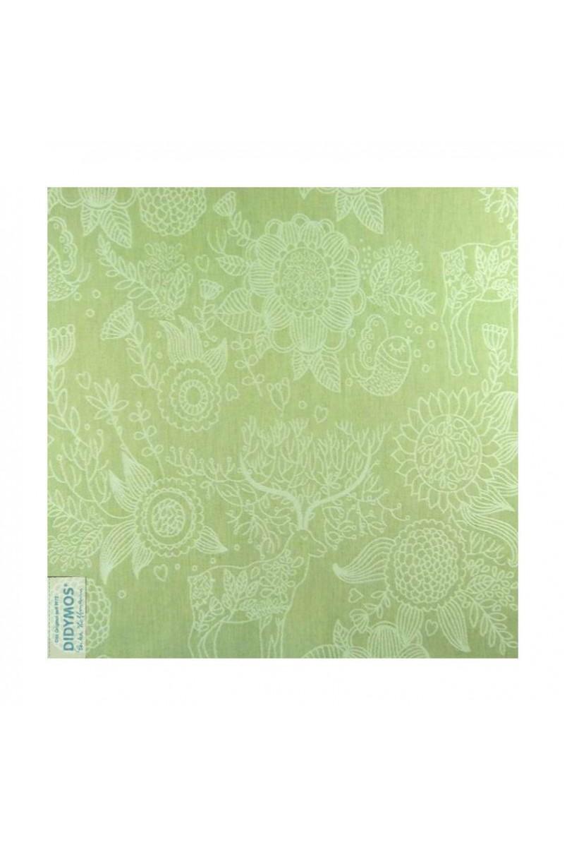 Слинг-шарф Magic Forest Jade (Linen Blend)