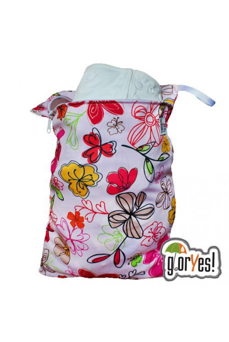 Класична сумка Квіти