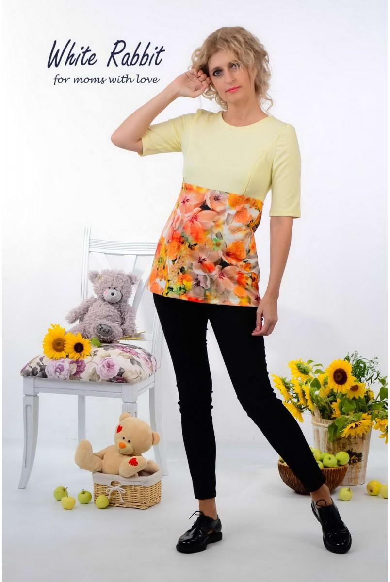 Блуза Tango Mango для беременных и кормящих мам