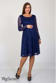 Сукня Deisy темно-синій для вагітних