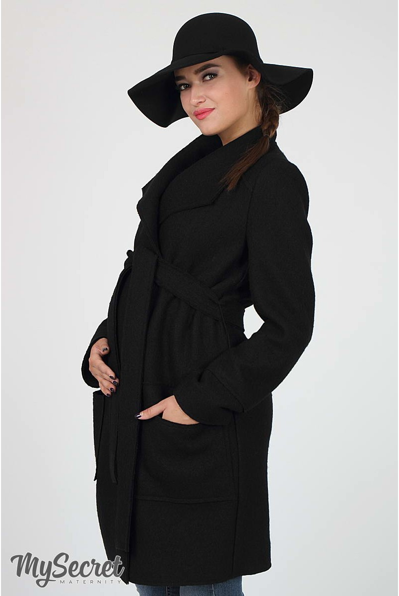 Кардиган Cosmo черный для беременных
