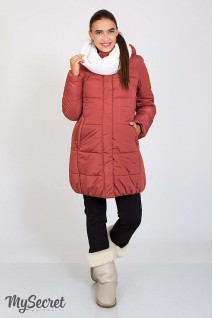 Зимняя куртка Jena пыльный кедр для беременных