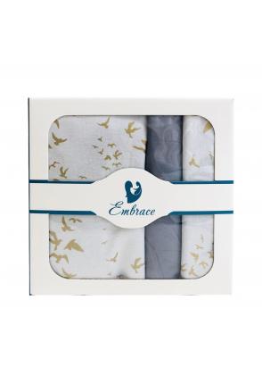 Комплект детского постельного белья Embrace Птицы
