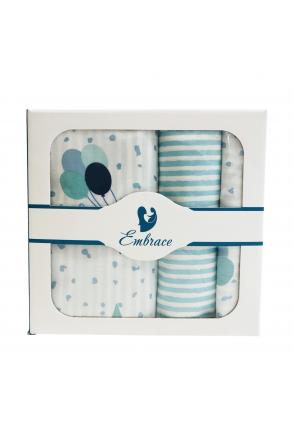 Комплект детского постельного белья Embrace Воздушные шары