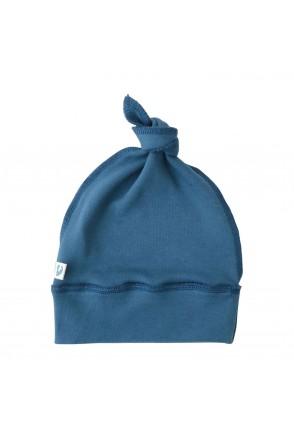 Шапочка з вузликом для дітей Embrace синя