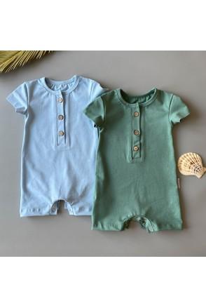 Набор песочников для детей Boonyx Basic Blue+Emerald