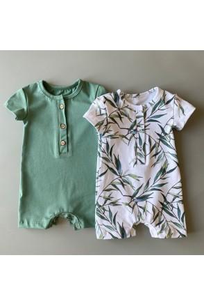 Набор песочников для детей Boonyx Leaves+Emerald