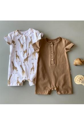 Набор песочников для детей Boonyx Girafes+Chocolate