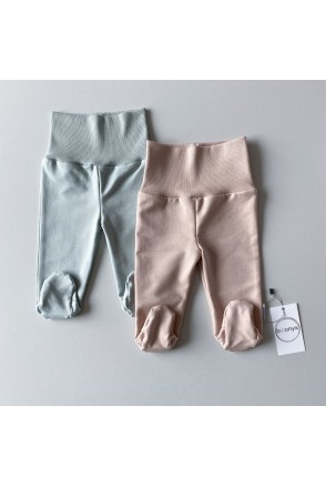 Набор штанов/ползунков для детей Boonyx Mint+Visone