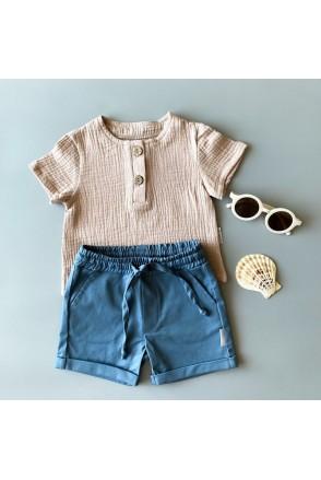 Набор для мальчиков Boonyx шорты Jeans + футболка Visone