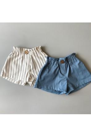 Набор шорт для девочек Boonyx Stripes+Jeans
