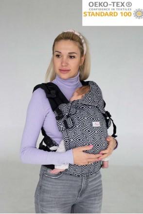 Эрго-рюкзак Adapted PREMIUM ILLUSION