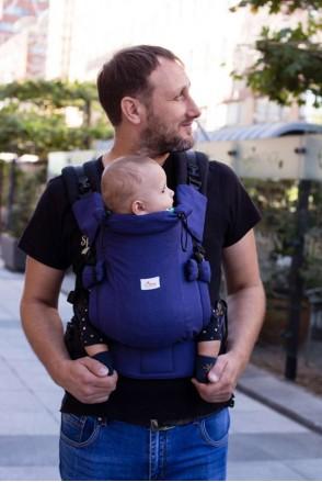 Эрго-рюкзак Adapted NAVY