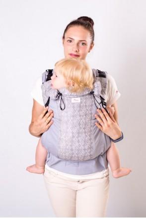Эрго-рюкзак Toddler Серый
