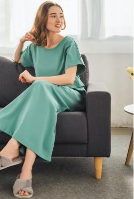 Сукня арт. S200203 оливкова для вагітних і годування