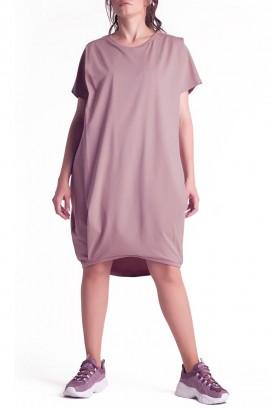 Сукня арт. S200407 пильна троянда для вагітних і годування