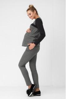 Штаны серые 1812 0000 для беременных
